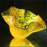 Arte Murano Glass Flower Bowl