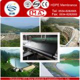0.5mm Geomembranes o membrana dell'HDPE per la fodera,