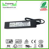 fuente de alimentación ligera de 24V 5A LED con el certificado