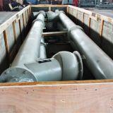 Trasportatore di vite del cemento di spirale della coclea dell'acciaio inossidabile