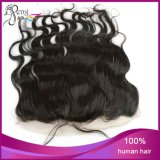 8A Virgin Human indiano Hair 13X4 Body Wave Lace Frontal