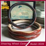 Cubierta universal del volante del uso del PVC para BMW