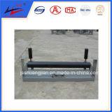 Belt Conveyor를 위한 나사 Side Roller
