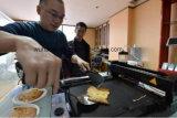 A panqueca Desktop surpreendente do alimento projeta a impressora 3D