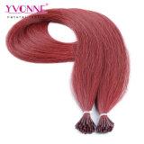 Keratin Pre-Bonded I Tip Extensões de cabelo humano