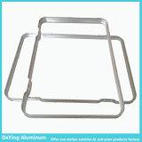 Perfil de aluminio con la perforación de perforación de doblez para la caja de la carretilla