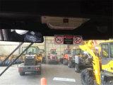 Cargador de la rueda delantera de la construcción del Ce de Hzm de la opción del euro 3 EPA de China Zl16 pequeño