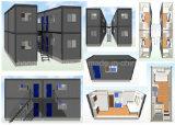 Disegno durevole della Camera del contenitore della villa della Camera mobile flessibile