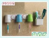 Support sanitaire de brosse à dents de support de mur de jeux annexes chauds de salle de bains