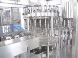 高容量水びん詰めにする生産ライン