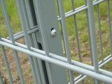 El PVC cubrió el acoplamiento del acero inoxidable 304 (el acoplamiento de alambre soldado)