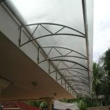 Tente réglable de balcon pour le parasol