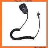 Microfono a distanza leggero dell'altoparlante della spalla del microfono per la radio bidirezionale