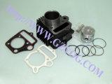 ホンダのためのYog Motorcycle Parts Cylinder Kit Piston Complete Rings Gasket Iron Block Std Dy90 St70 Cbf125 CB125 Cg125 Cg150 Cg200 YAMAHA Fz16 Italika Cylinder