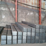 Стандарт JIS равный и неравный стальной угол от изготовления Китая Tangshan (ss400 20-200mm)