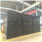 Da peça padrão da caldeira dos EUA ASME Preheater de ar giratório para a caldeira de alta pressão