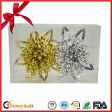 Heißes verkaufendes elegantes handgemachtes preiswertes Großhandelsgeschenk beugt voll Stern-Farbband-Bogen für Verpackung