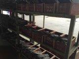 12V65ah 깊은 주기 재충전용 밀봉된 UPS 건전지