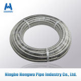 Hongwu fêz a mangueira ondulada flexível do metal do aço inoxidável