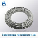 Hongwu a fait le tuyau ondulé flexible en métal d'acier inoxydable
