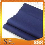 100% tessuto della saia spazzolato cotone 257GSM per vestiti