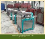 A máquina de granulagem do rolo de secagem para o cloreto do potássio, produz partículas irregulares do fertilizante de 3.8-10mm