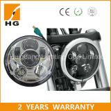 5 Harley를 위한 3/4의 5.75inch 기관자전차 LED 헤드라이트