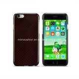 Nueva cubierta del teléfono celular de la fibra de Aramid de la fuente de China del superventas para el iPhone 6s de Apple