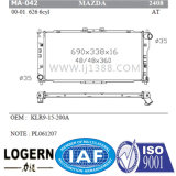 Mazda를 위한 Ma 042 차 알루미늄 방열기 Dpi에 626 6cyl'00-01: 2408