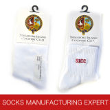 Witte Terry Sport Cotton Sock