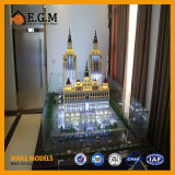Коммерчески модели здания/модели /Exhibition модели здания проекта