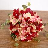 Цветок декоративного цветастого букета Hydrangea искусственний (SW12002)