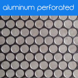 알루미늄 관통되는 금속 격판덮개