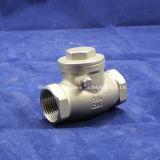 Clapet anti-retour d'oscillation d'acier inoxydable avec l'amorçage de TNP (H14W)