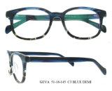 イタリアのEyewearは目を女性Eyewearのためのガラス光学フレームと決め付ける