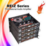 Reiz 1250 Light Weight Amplificador Profesional, Amplificador De Audio