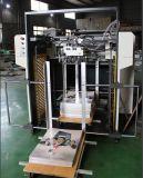 Machine feuilletante de roulis chaud en plastique de fonte pour des livres (Jiuhua)