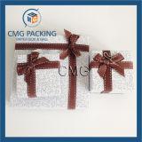Caixa de presente barata da jóia da alta qualidade do preço (CMG-JPB-012)