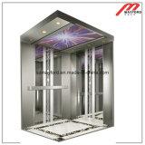 Лифт пассажира высокого качества с комнатой машины