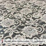 Оптовая продажа ткани шнурка высокого качества Bridal (M0448-G)
