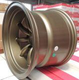Vente chaude de la roue 14-16inch d'alliage de RIM de roue
