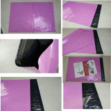 Saco plástico impermeável colorido feito sob encomenda do correio