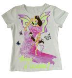 전체적인 판매 나비 소녀 t-셔츠, 아름다운 아이 옷 Sgt-081