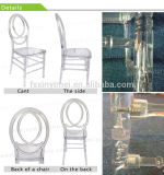 Großhandelsplastikharz-Phoenix-Ereignis-Stühle für Hochzeit
