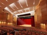 Panneau composé en aluminium des graines en bois/décoration mur intérieur