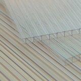 10 anos de folha oca do policarbonato de Lexan do painel plástico da garantia