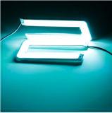 TagesRunng Glühlampe heißes des Verkaufs-DC12V Auto Selbst-LED PFEILER DRL Tageslicht-Nebel-der Lampen-LED und fahrendes Licht für alles Auto