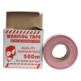 SGS TUV Barrier Tape Warning Tape für Road Locking Hot Sell in Mittlerem Osten