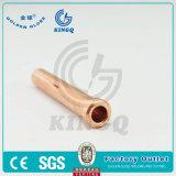Inyector de cerámica del argón de Kingq Wp12 TIG para la soldadura
