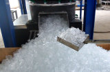 1 Tonne/Day Edible Tube Ice From Tube Ice Machine mit PLC-Kontrollsystem (TV10)